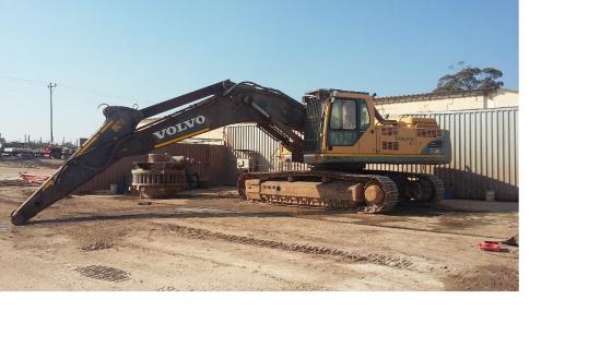 Excavator Volvo EC460 Used