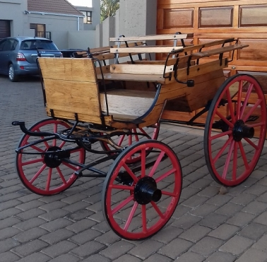 Four Seater Horse Drawn Carriage