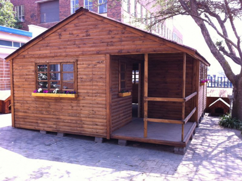 wooden cabins for sale