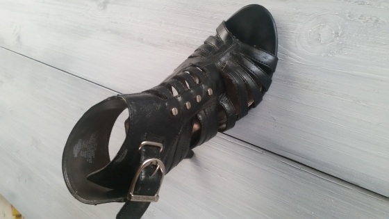 Pair of Harley Davidson heels for sale