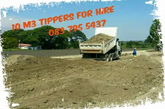 M3 Tipper for hire