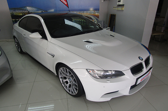 BMW M3 fullhouse on auction