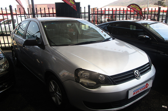 VW Polo Vivo on auction