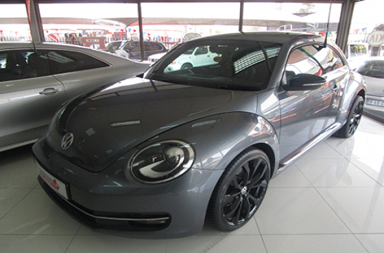 VW Beetle on Auction