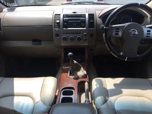 2006 Nissan Pathfinder 2.5dCi LE