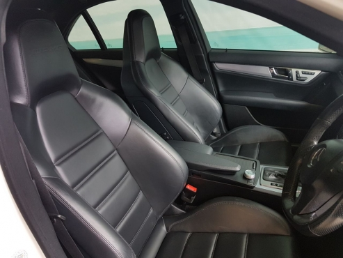 Sporty Mercedes Benz C63 AMG For Sale - only  50 000 km's