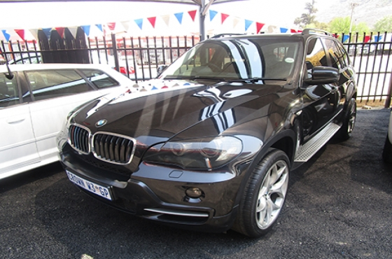 BMW M- Performance X5 on auction