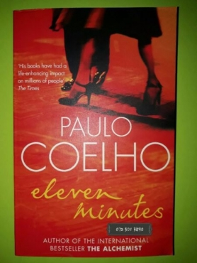 Eleven Minutes - Paulo Coelho.