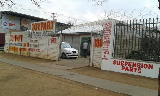 TOYPART SA - Service your car