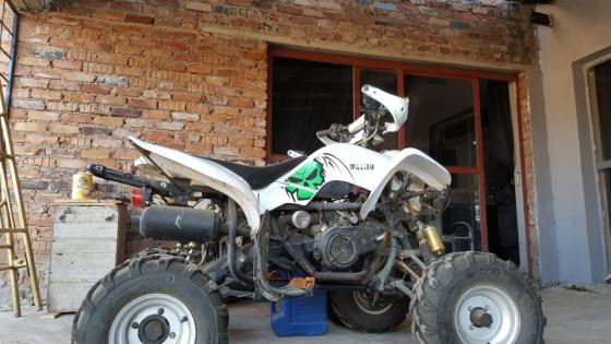 150cc gomoto quad bike
