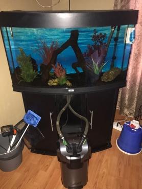 Juwel Vision 180 fishtank for sale