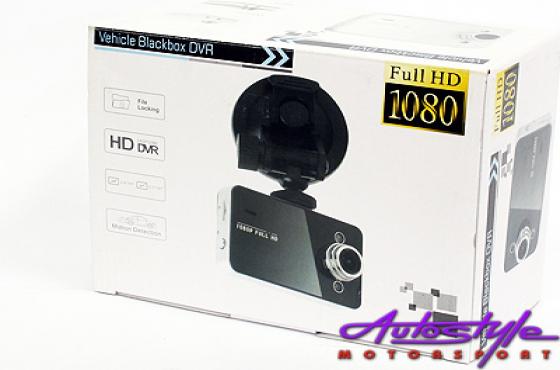 1080p Full HD Car DV