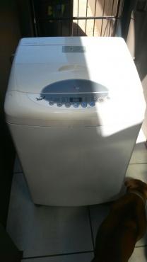 LG Fuzzy Logic washing machine