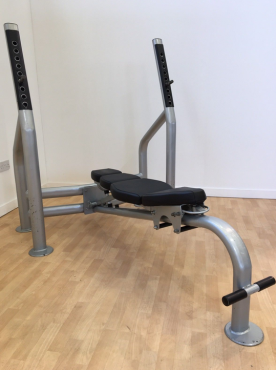 Impulse Fitness Commercial Muiti Purpose Olympic Weight Bench