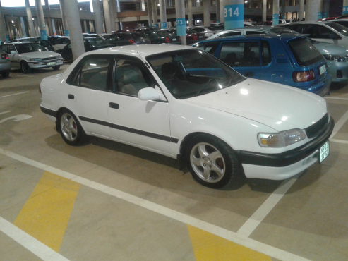 Toyota Tazz 2017 >> toyota corolla rxi in Toyota in South Africa   Junk Mail