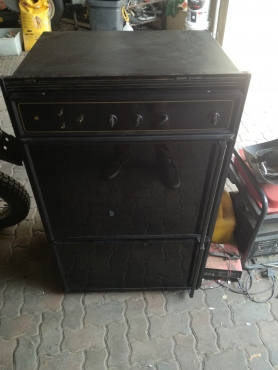 DEFY Gemini gourmet double oven for sale