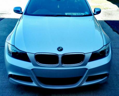 BMW E90 320i MSport -2009 (neg)