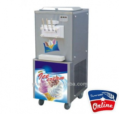 Ice Cream Machine with precool – 3 Flavour Standing