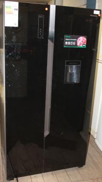 Hisense fridge S0256