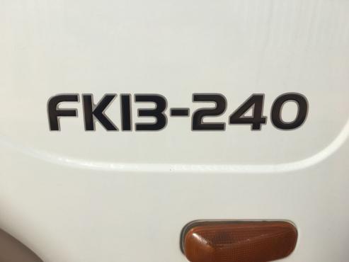 2013 Mitsubishi Fuso - FK13 - 240