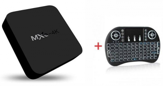 Android TV Setup Kodi box with Wireless keyboard
