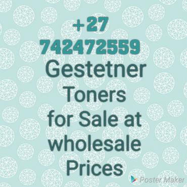 Gestetner Wholesale Toners for Sale