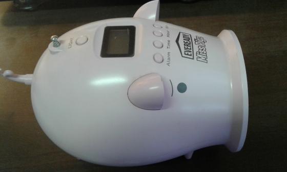 RADIO - pink Miss Pigz piggy FM Radio