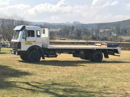 8 ton 1617 mercedes Benz truck for sale