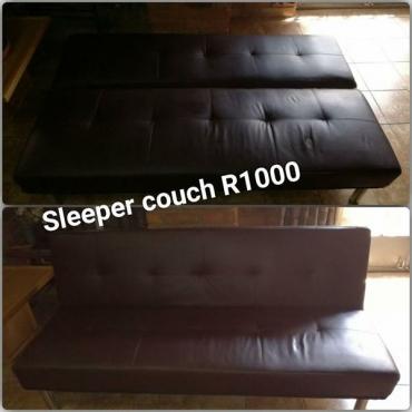Sleeper couch te koop,