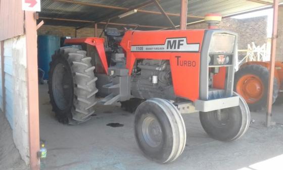 massey furgossen 1105 Turbo