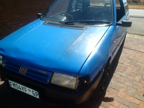 2001 Fiat Uno 1.1