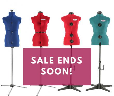 Dressmaker Dolls - Adjustable, Size Specific and Display Dolls / Mannequins