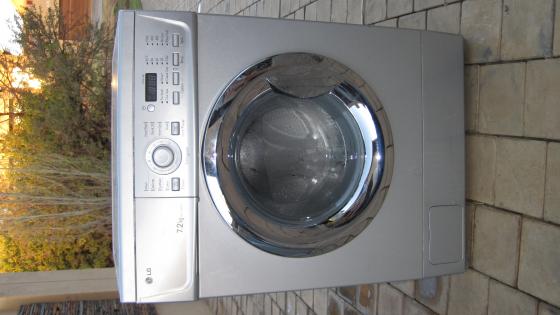LG washing machine 7.2 kg