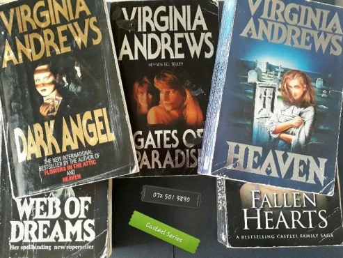 Casteel Series - Virginia Andrews - All For This Price.