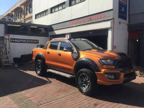 Ford Ranger Wildtrak Side Steps Junk Mail