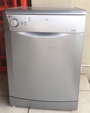 DEFY SILVER DISHWASHER