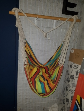 Cotton hammock