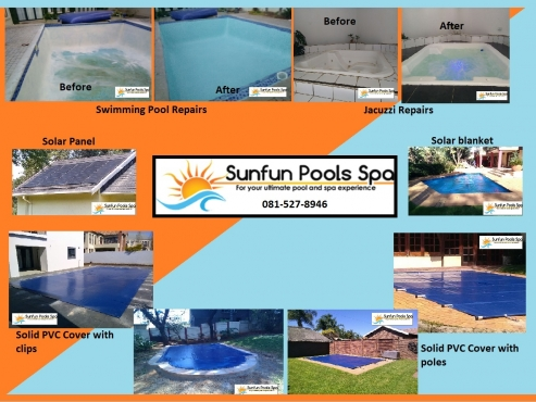 Jacuzzi installations and Jacuzzi Covers