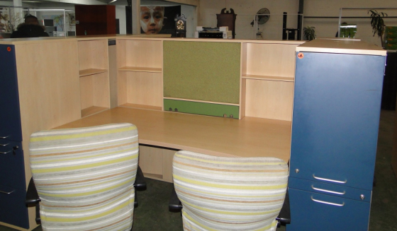 Beautiful&Exclusive Double Workstation - R2,500
