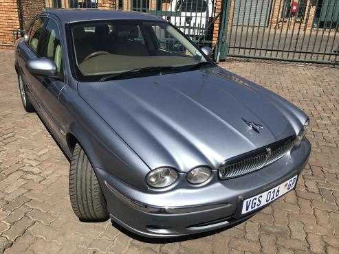 jaguar x type 3,0 se a/t 2006 model