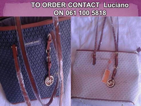 LucianoBrandsMKBAGSWASR500NOWONLYR400•MKCOMBOSETSWASR600NOWONLYR500•BURBERRY