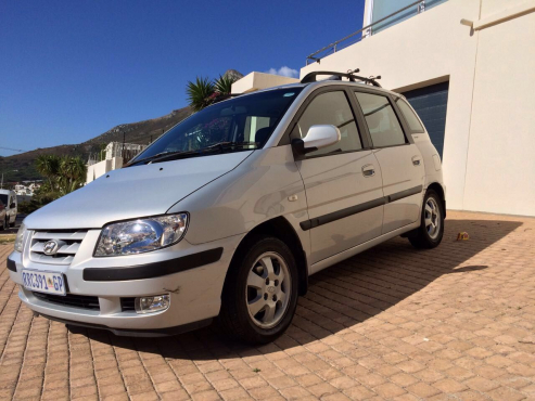 2004 Hyundai Matrix