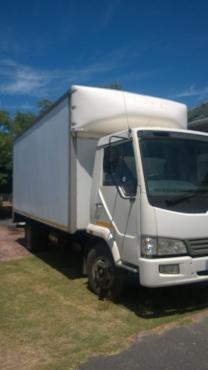 2010 FAW 5 tonn truck for sale