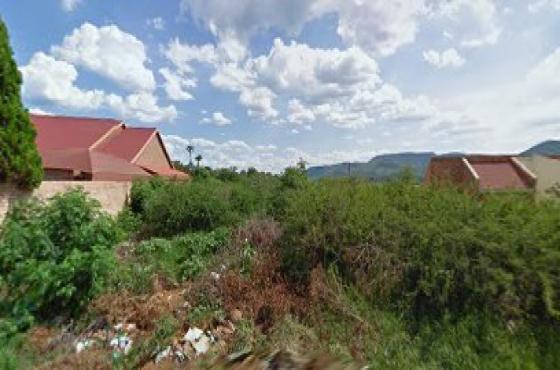 Stand in Akasia, Mokopane