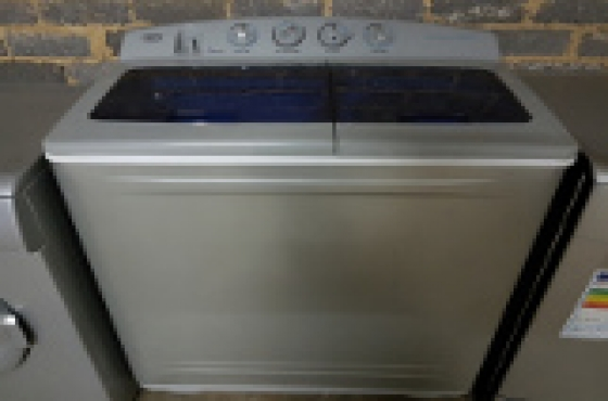 Mettalic Twin Tub Washing Machine