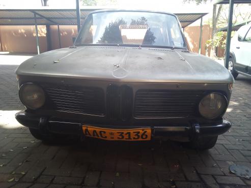 BMW 2002 ti 1968 | Junk Mail