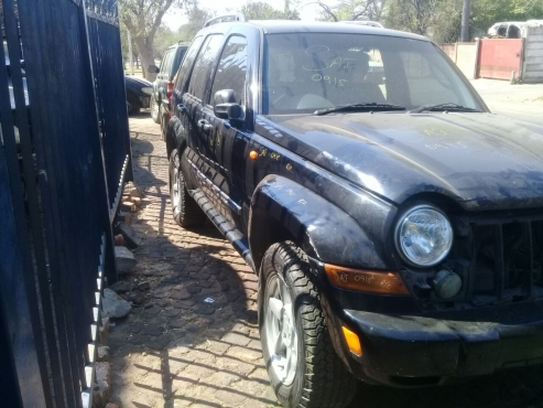 Jeep 2.8 CRD gearbox
