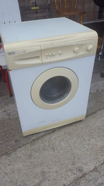 Defy Front Loader Washing machine
