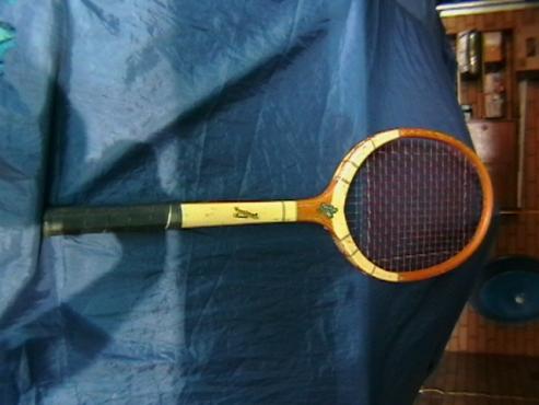 Tennis rachet
