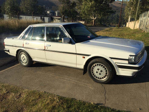 Toyota Cressida For Sale In Gauteng >> Toyota Cressida 3.0 i twin cam 24 value | Junk Mail